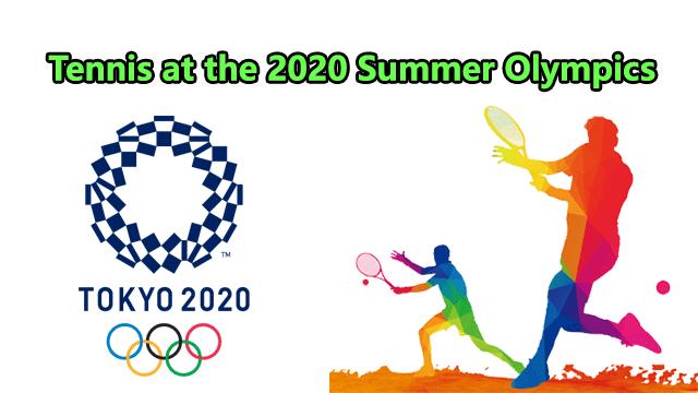 2020 Olympics Tennis