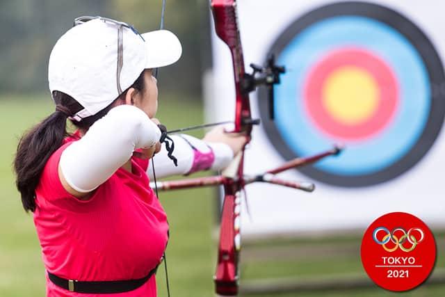 archery olympics 2021