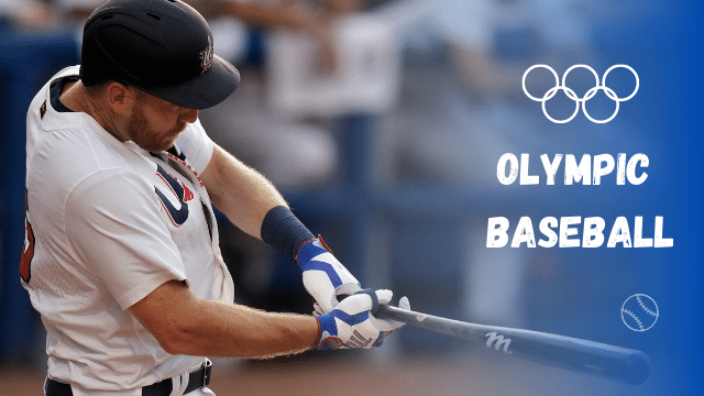 Olympic Baseball 2021