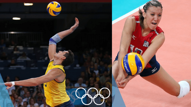 Olympic Volleyball 2021