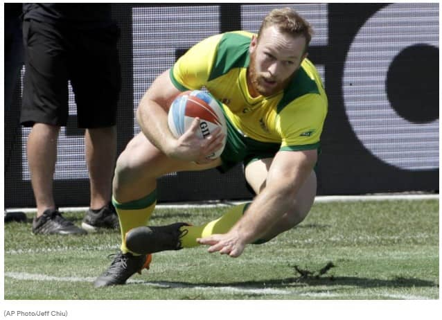 Olympic Men's Rugby Sevens Schedule