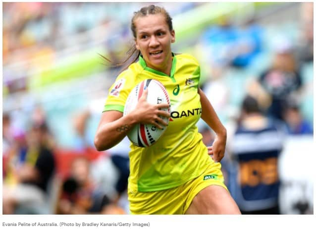Olympic Rugby Sevens women's schedule