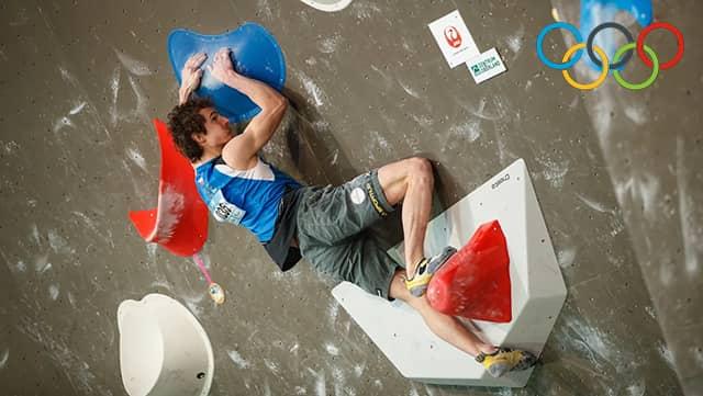 2021 Olympic Sport Climbing