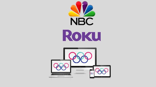 Watch NBC Olympics 2021 on Roku