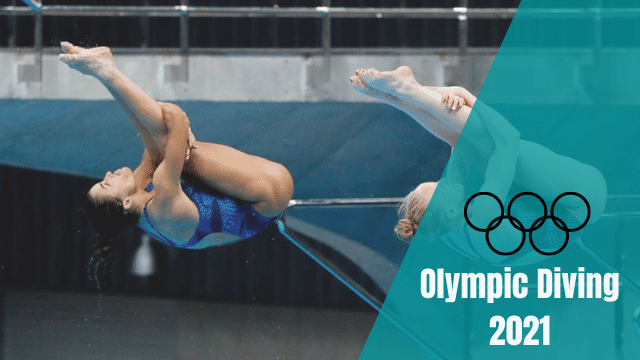 Olympic Diving 2021