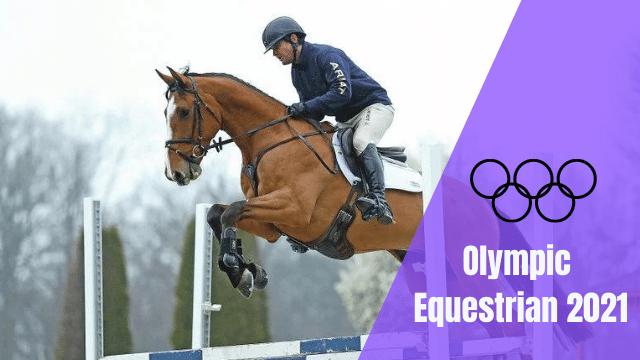Olympic Equestrian 2021