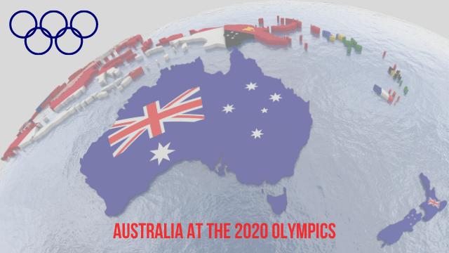 Australia at Olympics 2021