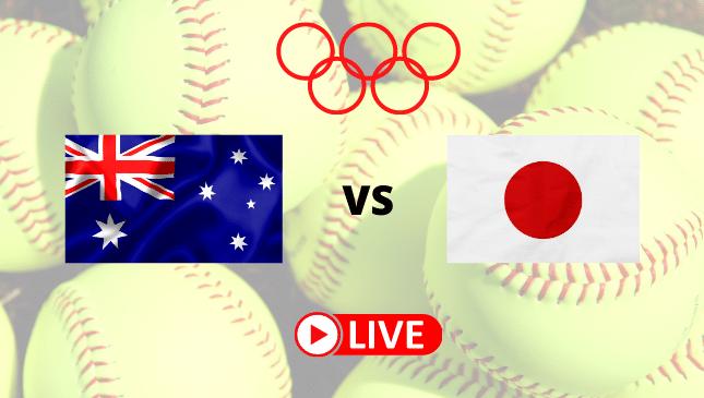 Australia vs Japan Live