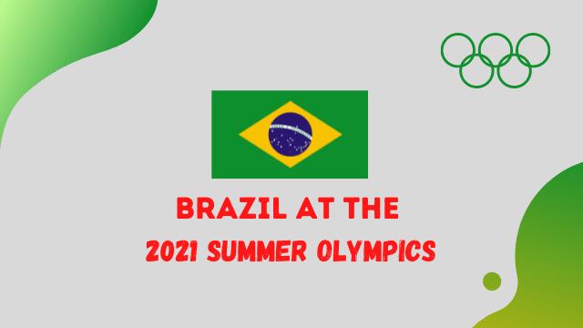 Olympics 2021 in Brazil