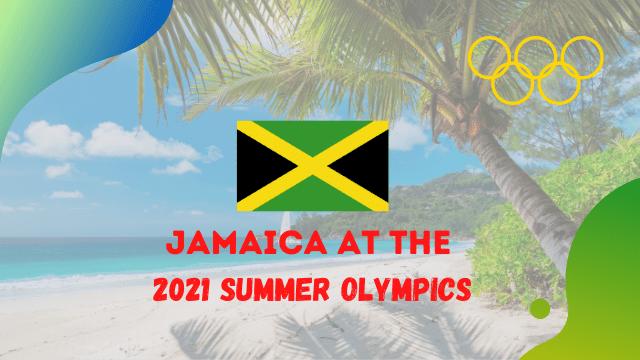 Olympics 2021 Jamaica