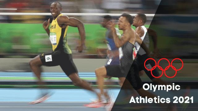 Tokyo Olympic Athletics 2021