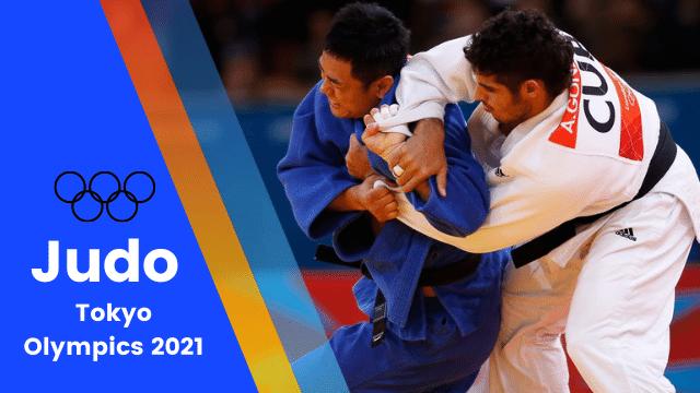Olympic Judo 2021