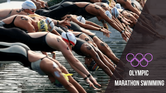 Olympic Marathon Swimming