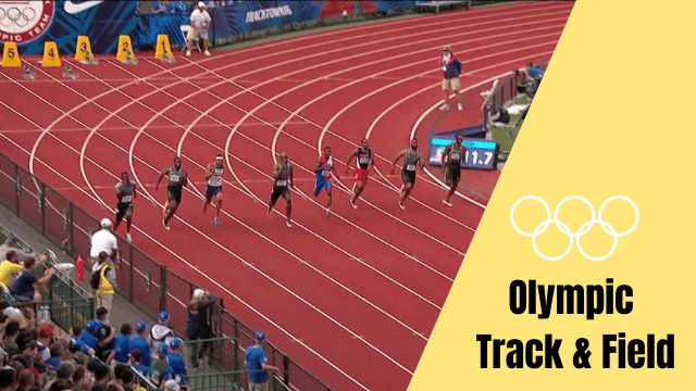 Olympic Track and Field