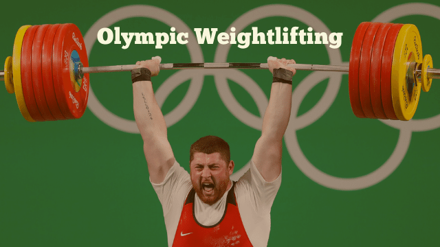 Olympic Weightlifting 2021
