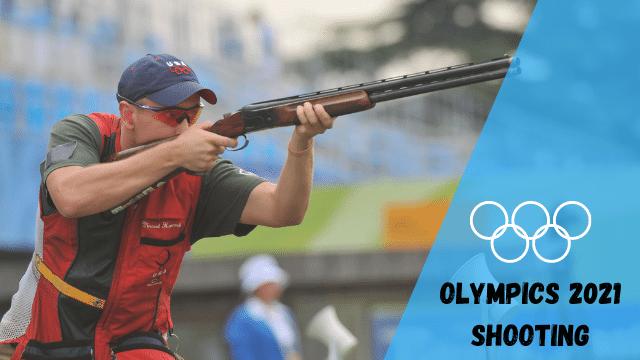 Olympics Shooting 2021