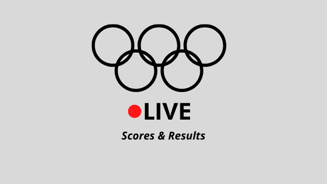 Olympic live scores