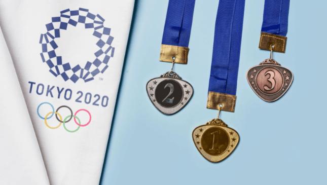 Olympics 2021 Medal