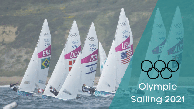 Olympic Sailing Schedule