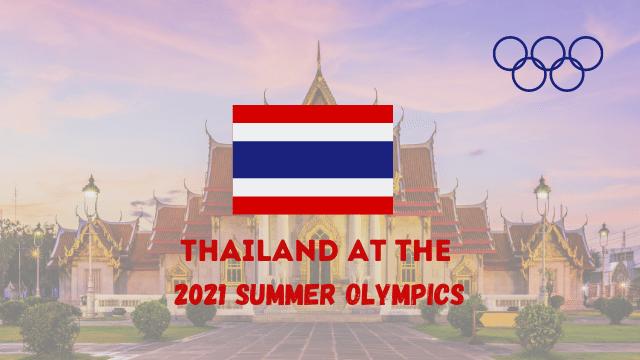 Thailand at Olympics 2021