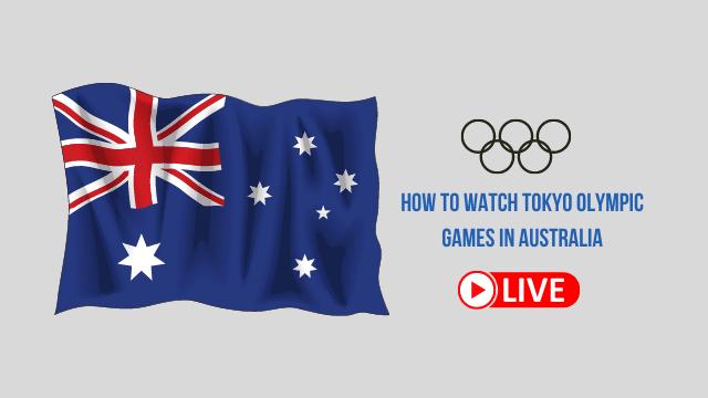 Olympics live Australia