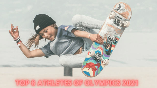 Top Athletes of Tokyo Olympics 2021