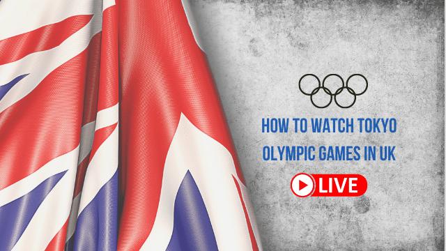 Olympics live stream uk