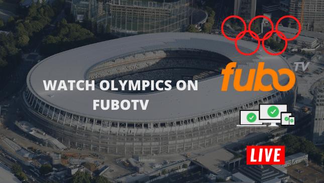 olympics on fuboTV